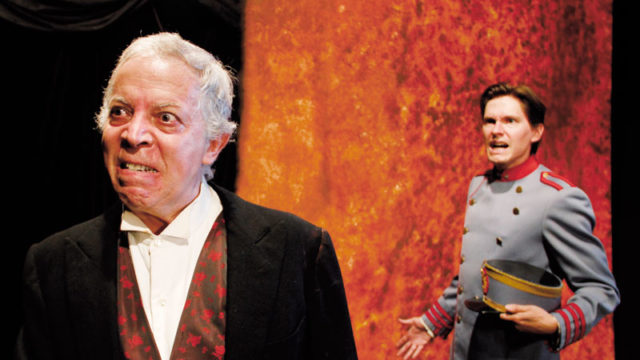 Corsario pone en escena 'Traidor', un clásico del teatro romántico convertido en un policíaco en verso