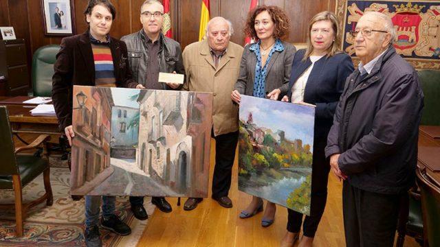 """Roberto Sanz: """"Hay que empezar a dar y aportar para crear una conciencia artística"""""""