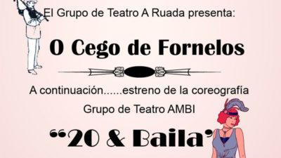 El grupo de Teatro AMBI estrena '20&Baila'