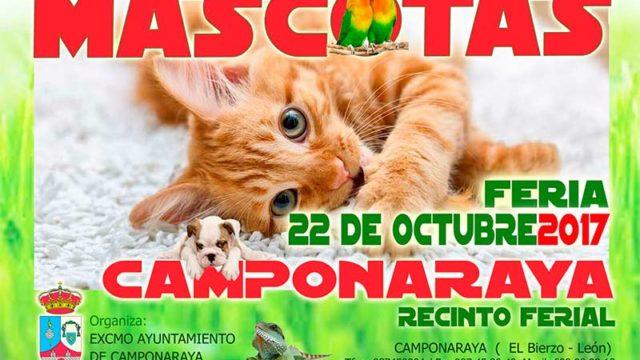 Camponaraya celebra la tercera edición de la Feria de Mascotas