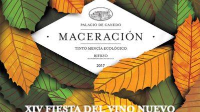 Luis Paadín pregonará la Fiesta del Vino Nuevo del Palacio de Canedo
