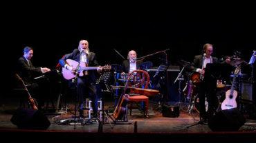 Concierto de Mágicos 70 ´s en el Benevivere