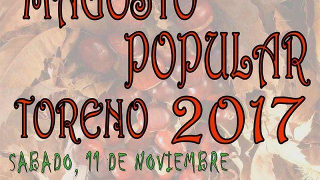 Toreno organiza el III Concurso gastronómico 'El Magostín'