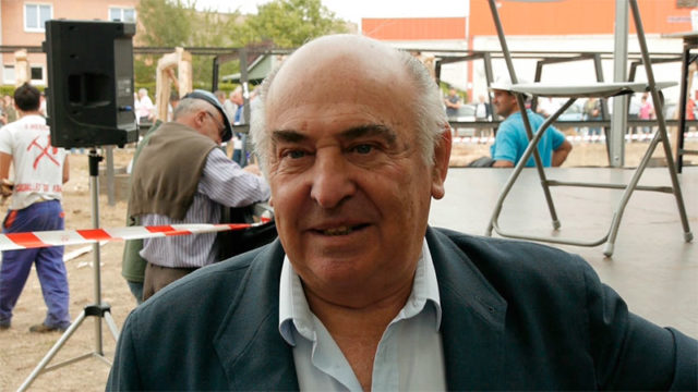 Fele Bierzo homenajea al expresidente de la Cámara de Comercio Manuel Lamelas Viloria