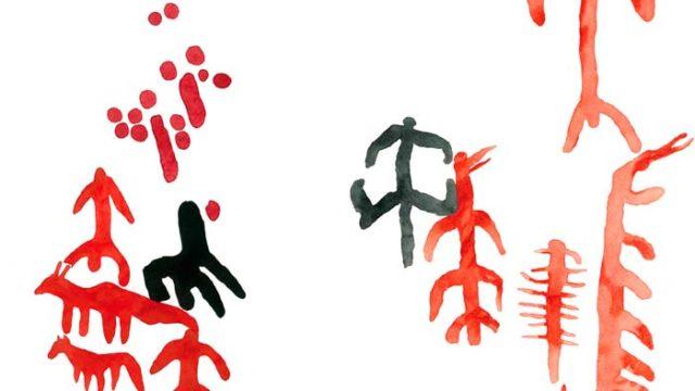 Taller en el MARCA sobre el mundo prehistórico y la pinturas rupestres