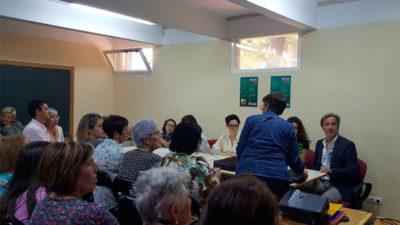Las mujeres rurales reivindican mayor visibilidad y protagonismo