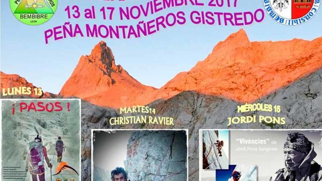 La Peña de Montañeros Gistredo organiza la XIX Semana de la Montaña
