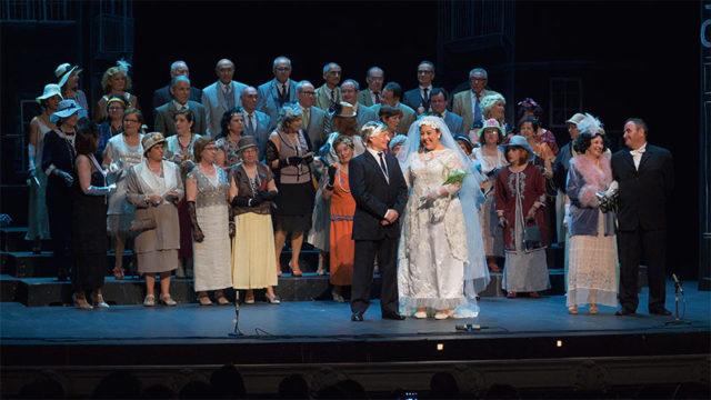 Solera Berciana presenta en el Teatro Villafranquino 'Los lobos marinos'