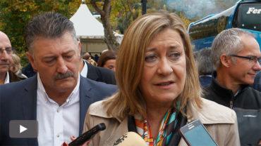 """Pilar del Olmo: """"No comparto las críticas contra Forestalia"""""""