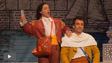 Ópera 2001 estrena en Ponferrada 'El barbero de Sevilla' de Gioachino Rossini