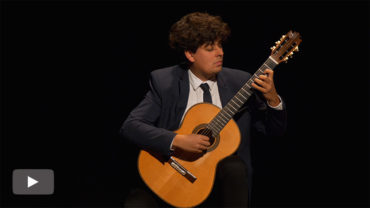 Samuel Diz homenajea a Lorca en el XXVIII Festival Internacional de Guitarra de Ponferrada