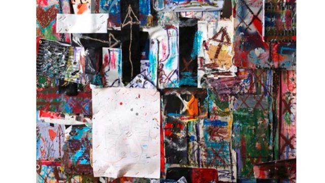 Alberto Díez presenta en Dosmilvacas la exposición 'Liberar el acertado caos'