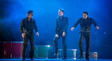 'Momentos Camut', lo mejorcito del tap dance de Camut Band se presenta en el Bergidum