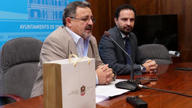 Charla sobre oportunidades de comercio en Emiratos Árabes Unidos