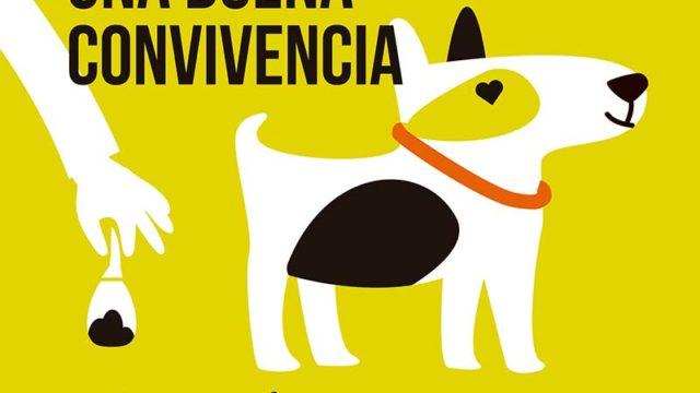 El Ayuntamiento recuerda a los propietarios de mascotas sobre la obligación de recoger los excrementos