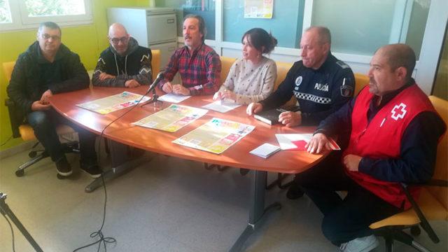 Un circuito de educación vial, principal novedad del programa del 'Día Mundial sin alchohol'