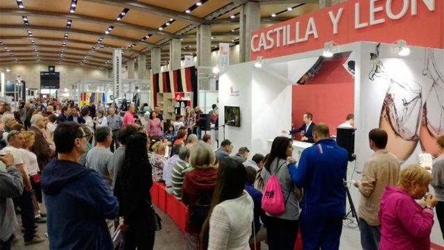 Bierzo Enoturismo participa en la feria valenciana Gastrónoma
