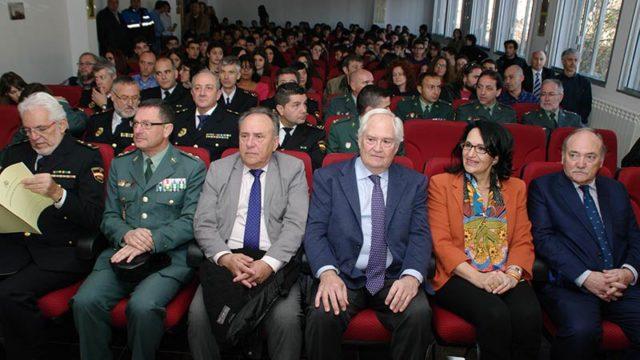 El IES Álvaro Yáñez acoge la presentación del Plan Director para la Convivencia y Seguridad Escolar