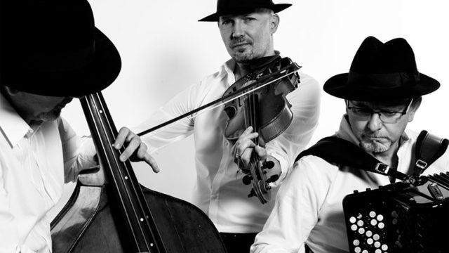 Llega al Bergidum el increíble directo del trío polaco Kroke
