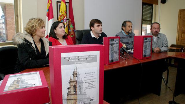 Cacabelos aprueba la revisión de la normas urbanísticas y el Plan Espacial de Protección del Camino de Santiago
