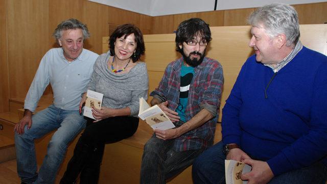Óliver Álvarez presenta 'Constante Qwerty' en la tercera edición de los Encuentros Antonio Pereira