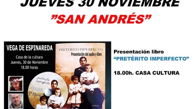 Vega de Espinareda celebra la festividad de San Andrés