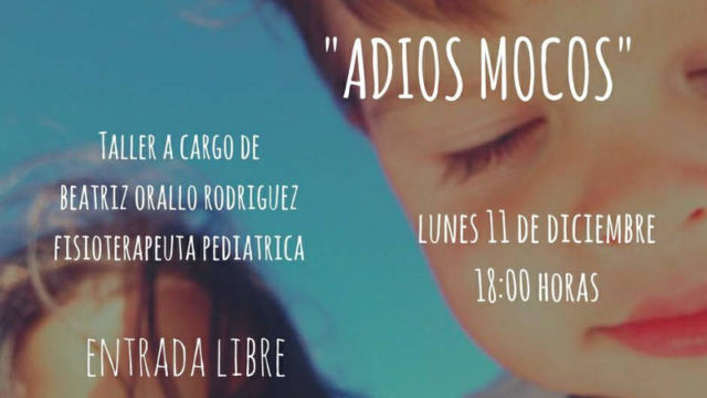 La Casa de la Cultura de Toreno acoge el taller 'Adiós mocos'