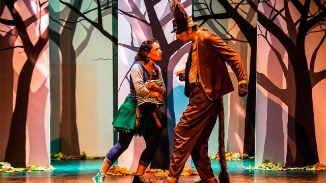 Cinco funciones para público familiar en la muestra de artes escénicas de Navidad
