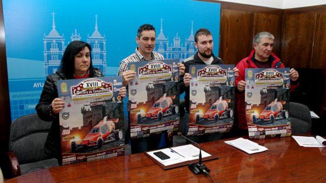 Ponferrada acoge la XVIII Carrera de Campeones- Rallysprint de Tierra