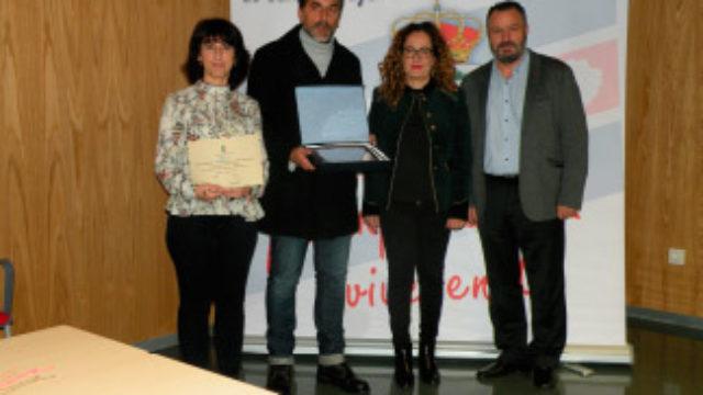 """Camponaya entrega los premios del I Certamen de Microrrelatos """"Historias de la Vid y el Vino"""""""