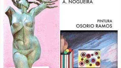 La Casa de las Culturas expone el trabajo de A. Nogueira y Osorio Ramos