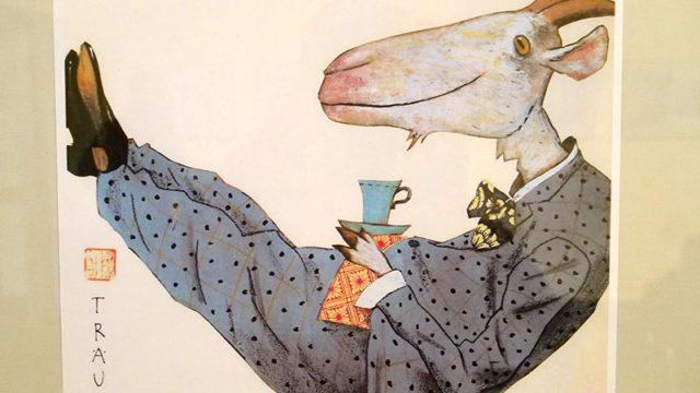 La Casa de la Cultura acoge una muestra de ilustradores alemanes contemporáneos
