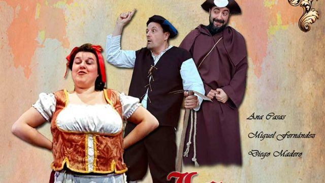 Dinamia presenta en el Teatro Villafranquino 'La taberna de Susa'