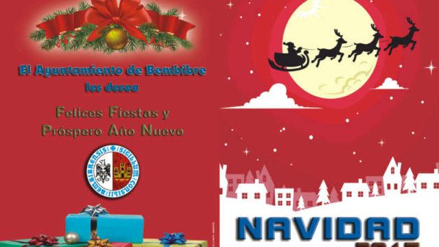 Bembibre enciende el alumbrado de Navidad el 19 de diciembre