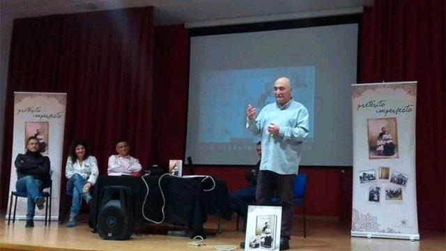 El Instituto Leonés de Antropología presenta en Ponferrada el libro 'Pretérito imperfecto'
