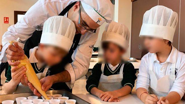 El Parador de Villafranca del Bierzo da a conocer las bondades de la dieta mediterránea