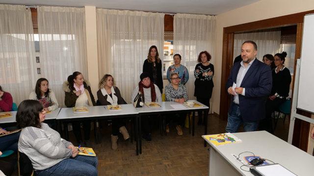 El Consejo da inicio a dos talleres de empleo de atención socio-sanitaria e información turística