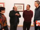 El Campus presenta una exposición inédita de grabados de Tàpies