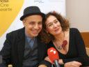 Pablo Berger espera que la proyección de su película 'Abracadabra' en Ponferrada le de suerte en los Premios Goya