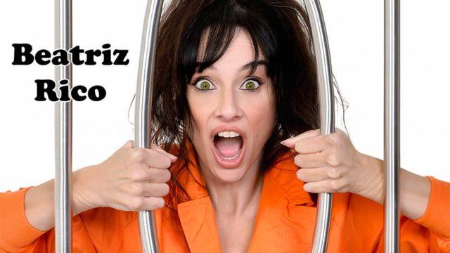 Beatriz Rico presenta en Villafranca del Bierzo 'Antes muerta que convicta'