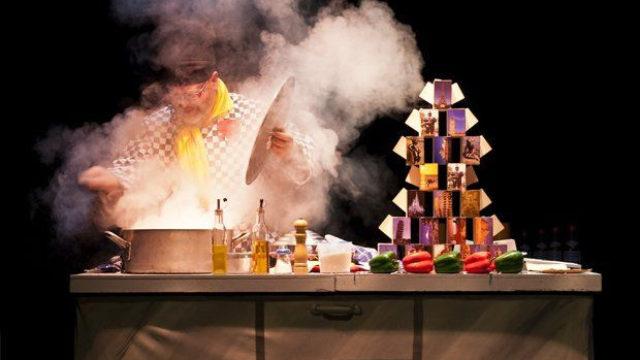 Barataria presenta en Bembibre 'La cocina de Magic Chef'