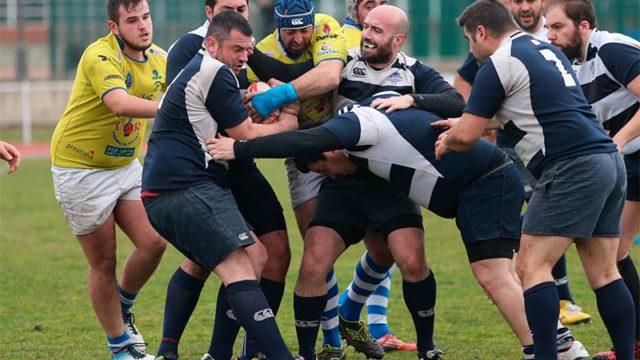 Bierzo Rugby cayó derrotado por 7-60(B) ante Belenos