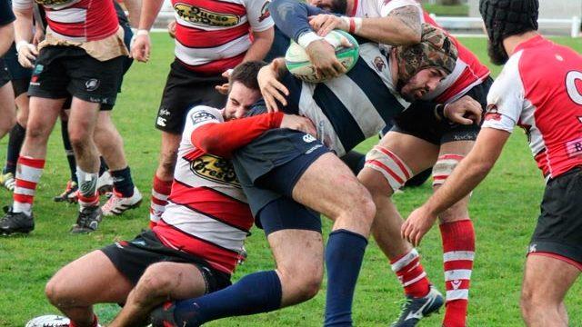 Bierzo Rugby cae ante el Gijón por un contundente 90-0