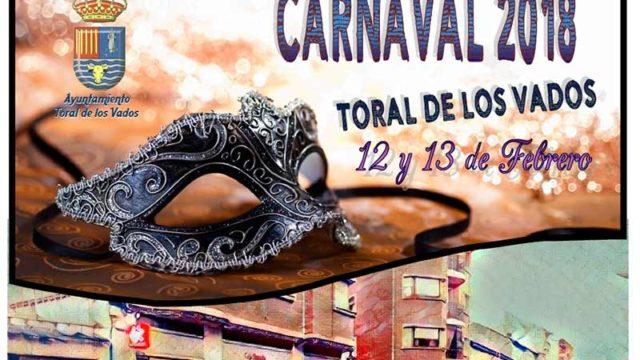 Toral de los Vados presenta el programa del Carnaval 2018