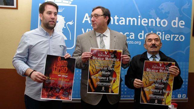 Villafranca celebra la quinta edición del Festival de Música Melódica y Santo Tirso