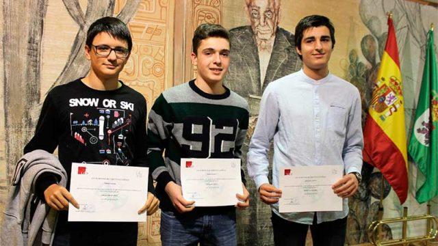 El berciano Iván Ramón Sánchez competirá en la fase regional de la 54 Olimpiada Matemática