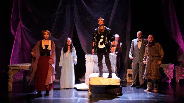 Teatro Defondo abre el abono de invierno del Bergidum con un talentoso culebrón ibérico, 'Los atroces'