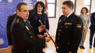 Miguel Ángel Martínez toma posesión de su cargo como Comisario Jefe de Ponferrada