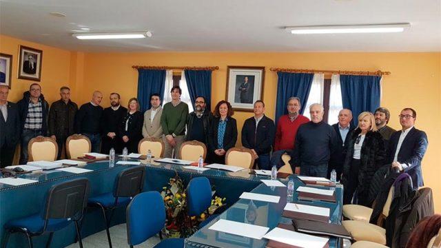 Los municipios del Camino de Invierno piden la implicación de la Junta y la Xunta en la promoción de la ruta jacobea