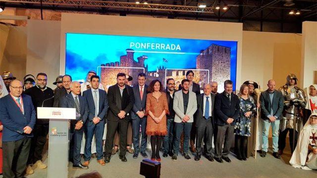 Ponferrada lanza la marca Camino de Invierno a Santiago en la Feria Internacional de Turismo de Madrid